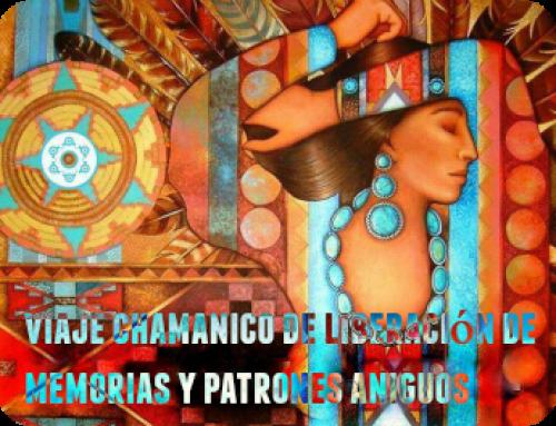 VIAJE CHAMANICO CON TAMBOR Y DANZA