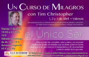 Un Curso de Milagros Tim Chistopher Valencia