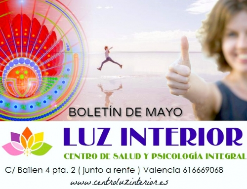 BOLETÍN DE ACTIVIDADES DE MAYO