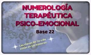 FORMACIÓN NUMEROLOGÍA- BASE 22-