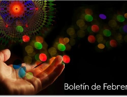 BOLETÍN DE FEBRERO