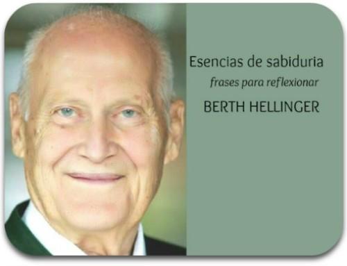 CONSTELACIONES FAMILIARES -FRASES DE BERT HELLINGER